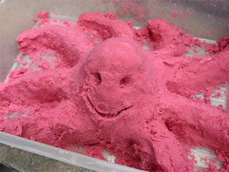 make your own moon sand recipe