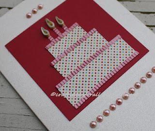 Handmade greeting card for third birthday third birthday handmade greeting card for third birthday bookmarktalkfo Choice Image