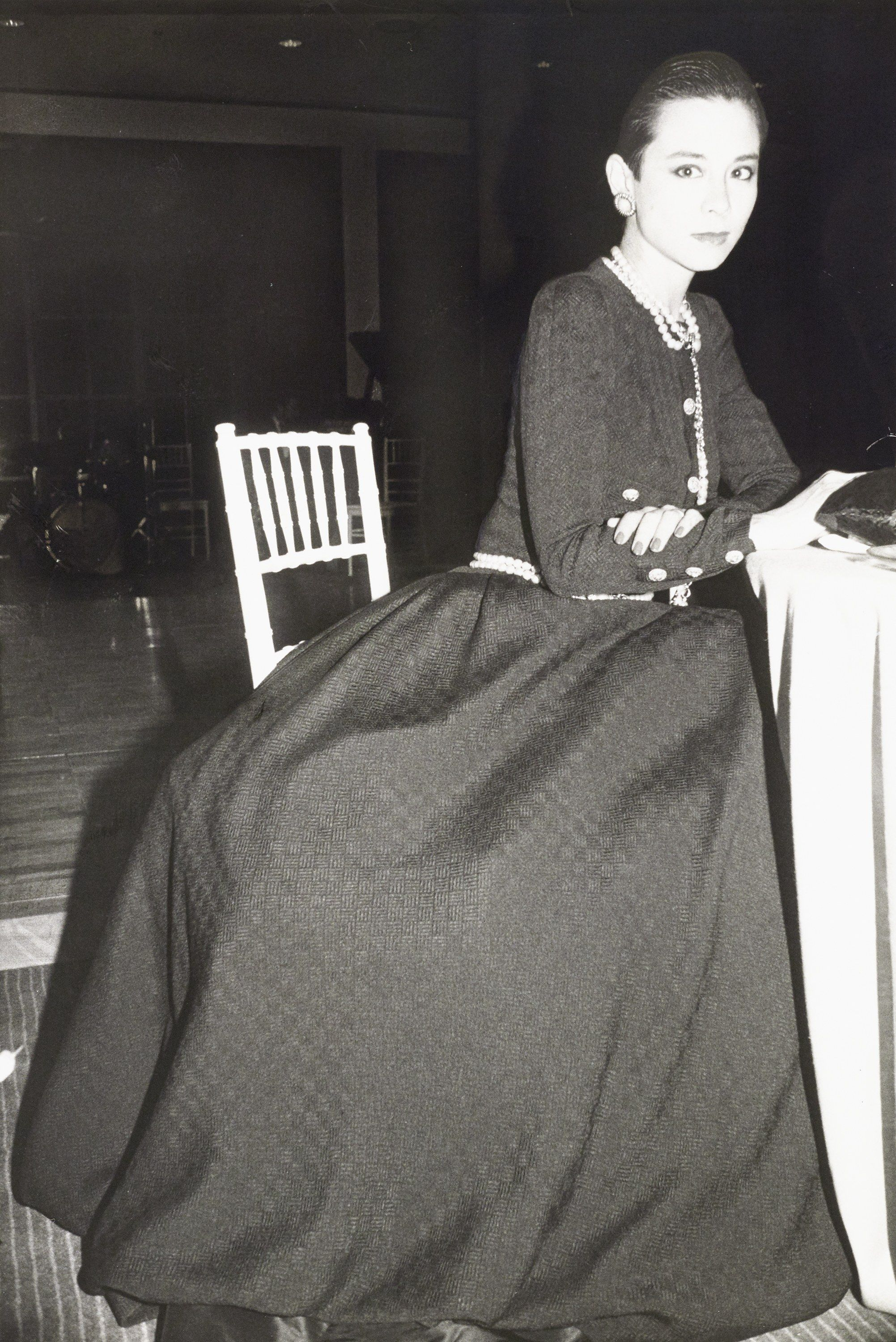 Celebrating Bill Cunningham At The New York Historical Society And