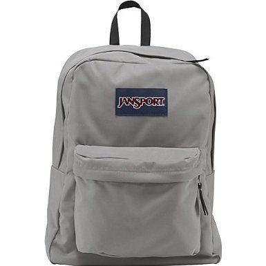 กระเป๋าเป้ JanSport Superbreak Backpack Color: Grey rabbit ราคา ...
