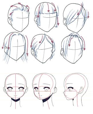 Dibujo Anime Para Principiantes Buscar Con Google Eskizy Personazhej Eskiz Risunki