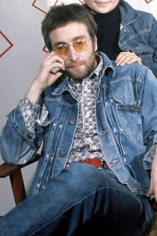 The 30 Greatest John Lennon Quotes John Lennon Fashion John Lennon Imagine John Lennon