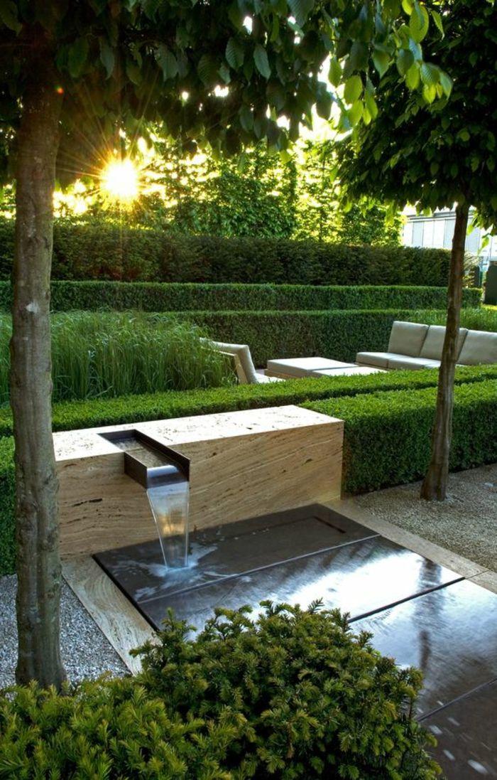 ▷ 80 Ideen, wie ein minimalistischer Garten aussieht #modernegärten