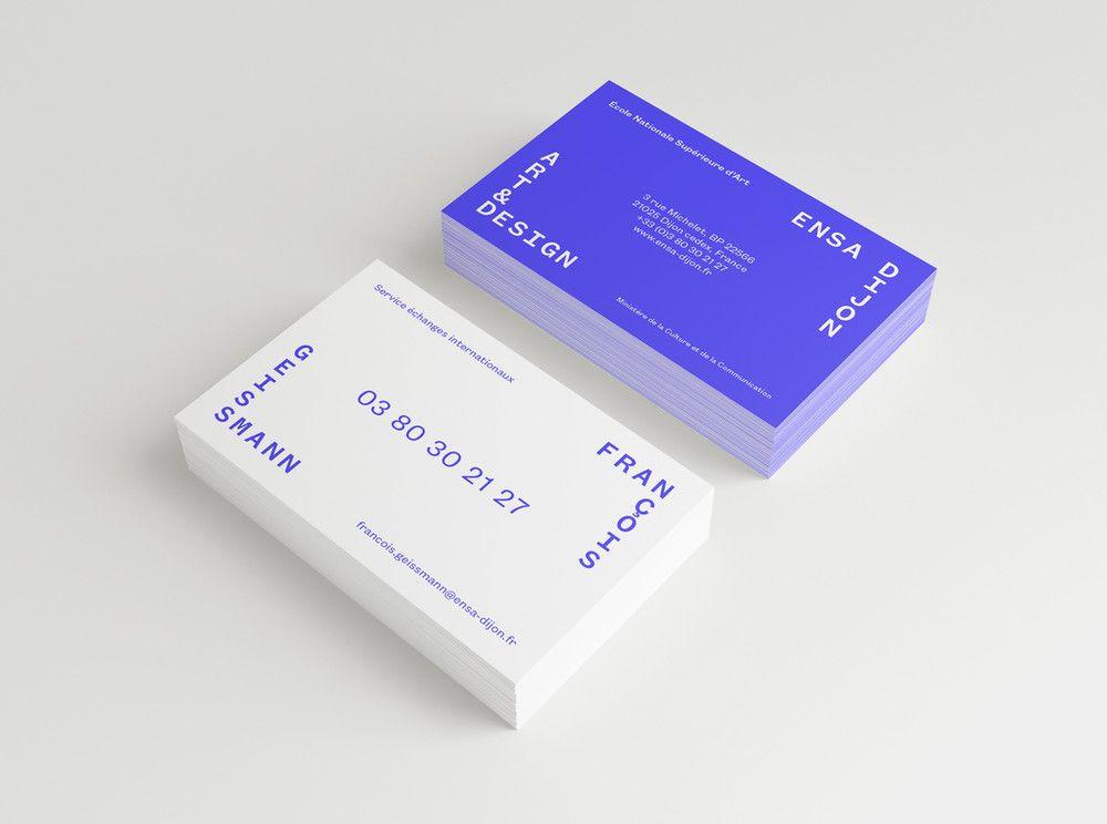 Nouvelle identite visuelle pour l ensa dijon http://www.pinterest.com/chengyuanchieh/