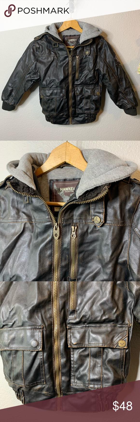 Boys Hawks Co Outfitter Hooded Bomber Jacket Boys Bomber Jacket Hooded Bomber Jacket Boys In Grey Sweatpants [ 1740 x 580 Pixel ]