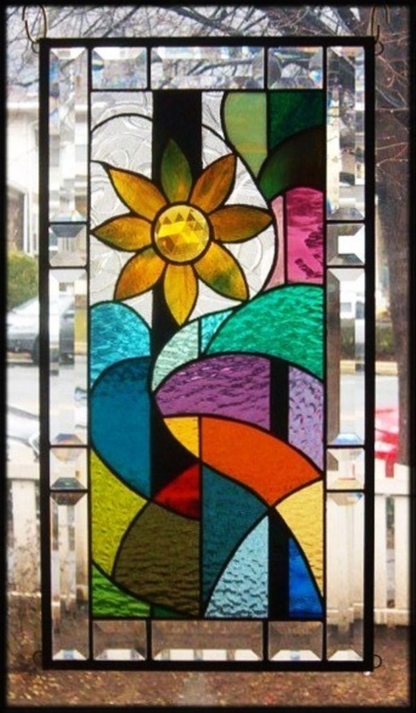 42 Beautiful Glass Painting Ideas And Designs For