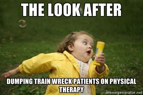 PHYSICAL THERAPY MEMES image memes at relatably.com ...