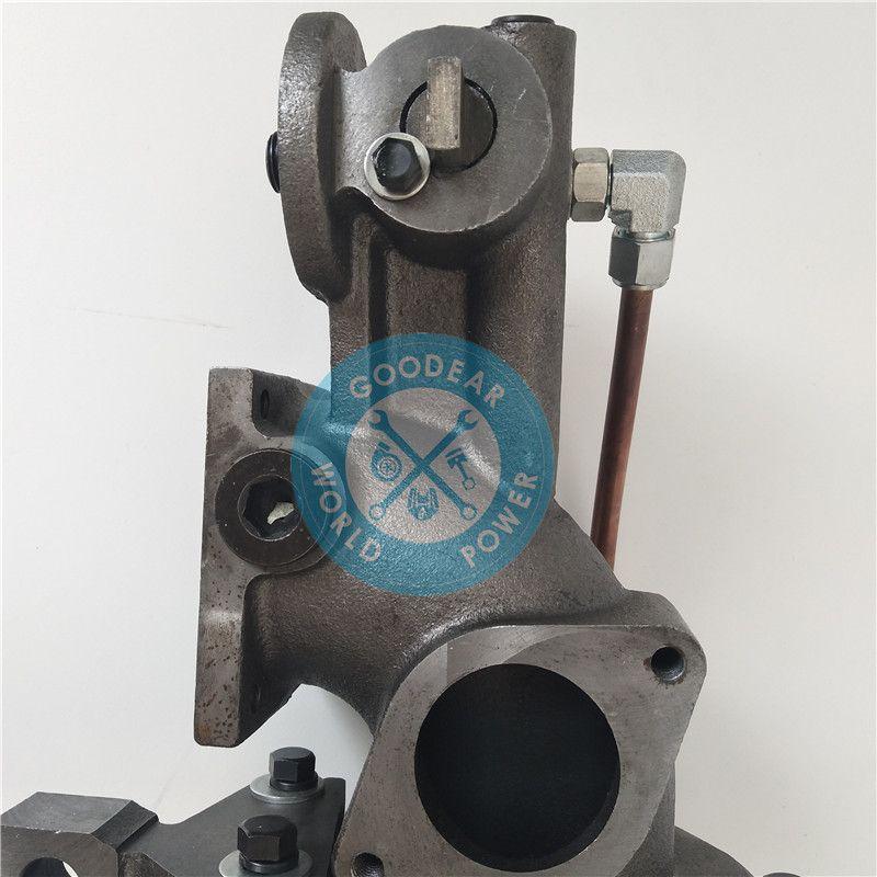 chongqing cummins k19 diesel engine water pump 4025310