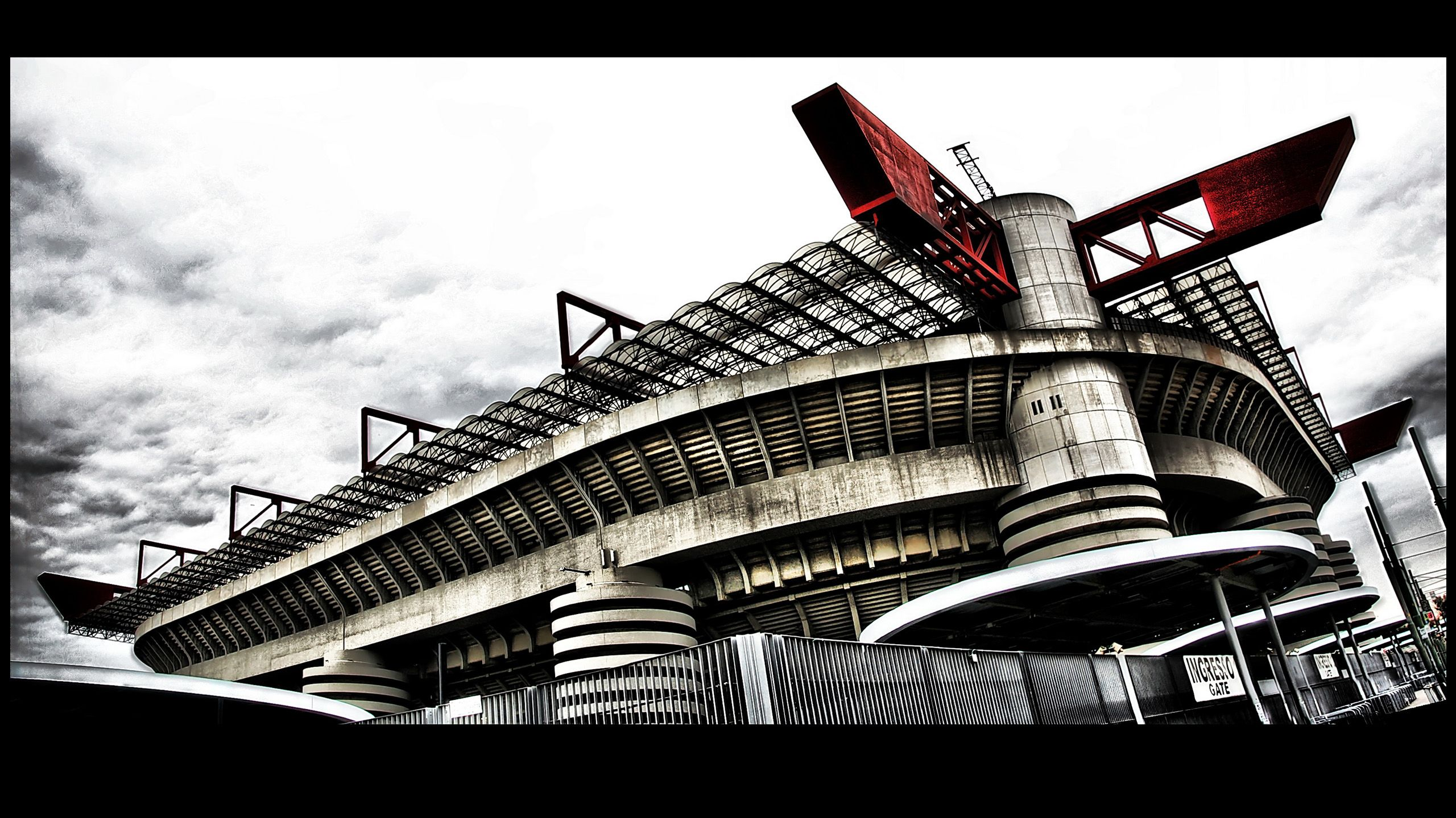 k 525 san siro milan - photo#34