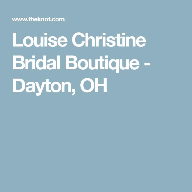 cedde3c53aff Louise Christine Bridal Boutique   Wedding GLAM   Bridal boutique ...