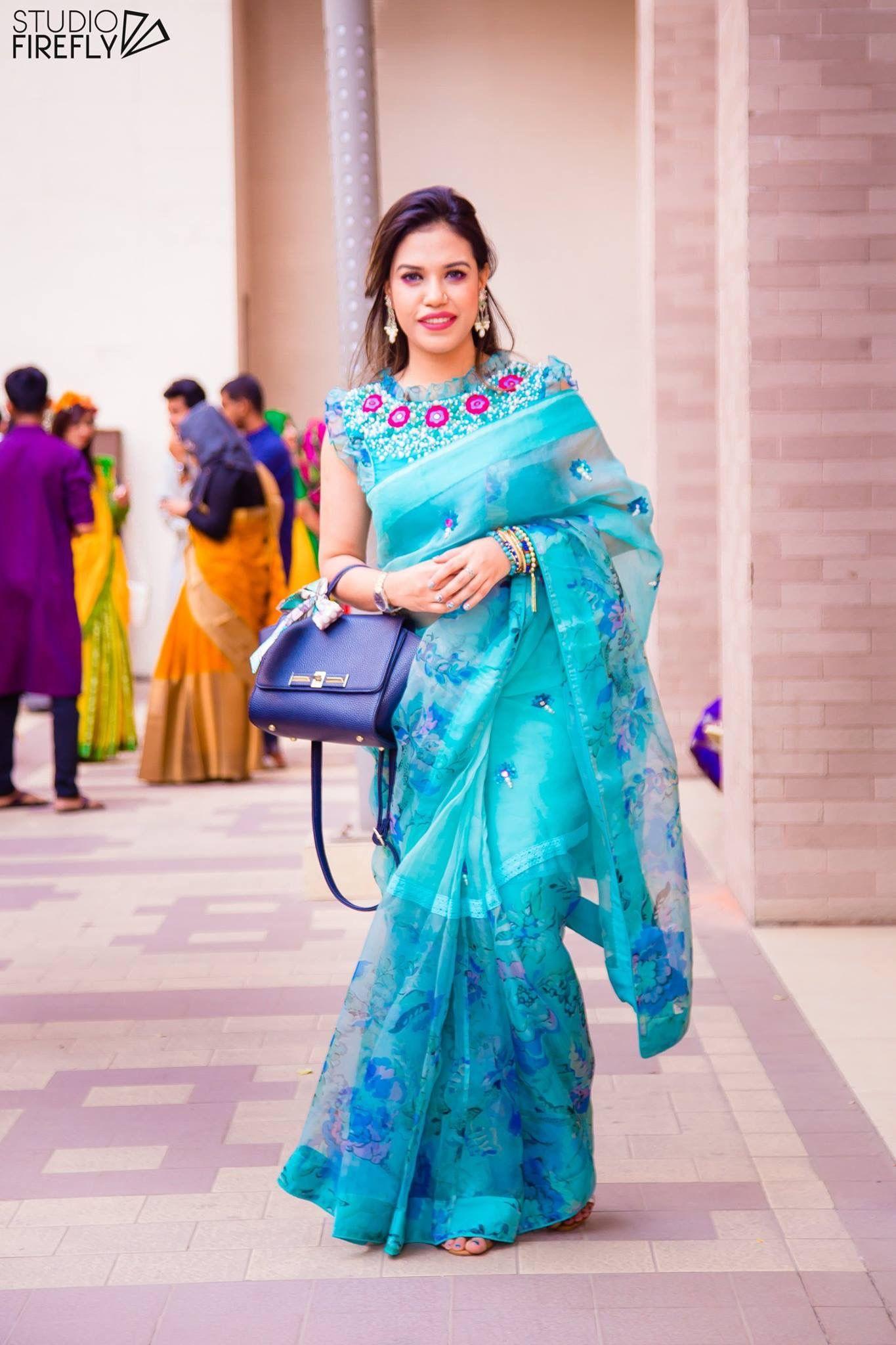 Modern saree models pin by manju saraswat on women indian  pinterest  saree blouse