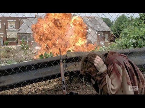 The Walking Dead: Carol Schwarzenegger - http://www.dravenstales.ch/the-walking-dead-carol-schwarzenegger/