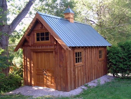 Get To Know The Different Types Of Panel Siding Shed Decor Shed Design Building A Shed