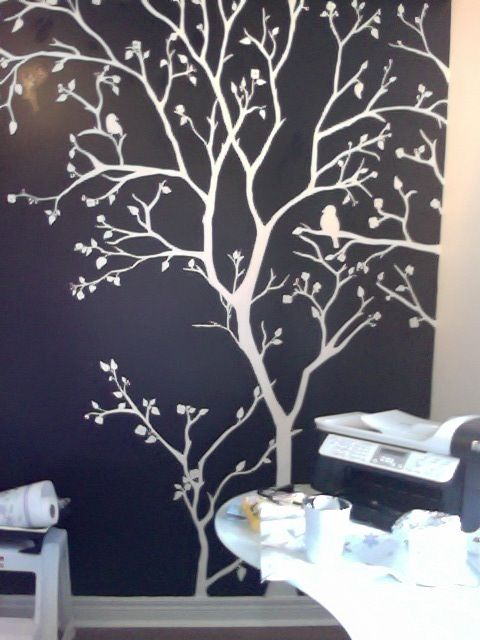 I Kinda Love This Tree For The Baby S Room M Not Sure About A White But