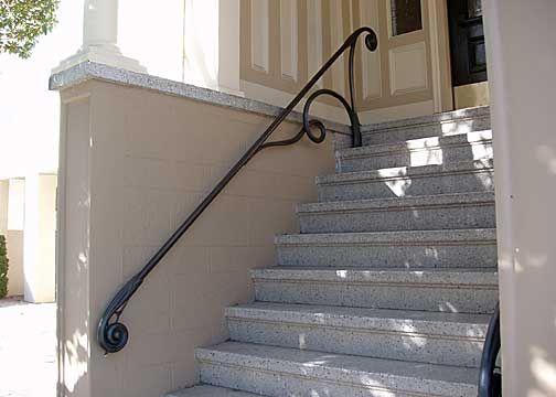 Best Bronze Stair Railing Stair Railing Stairs Bronze 640 x 480