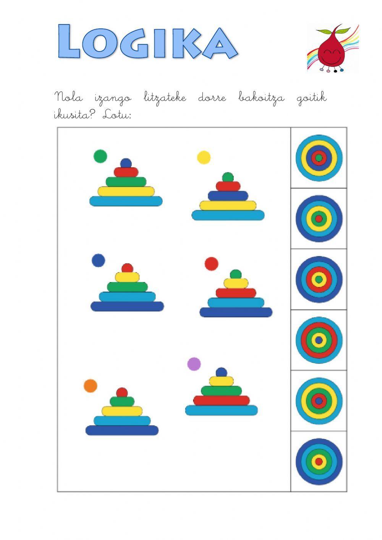 Logika (perspektiba) 3 - Ficha interactiva