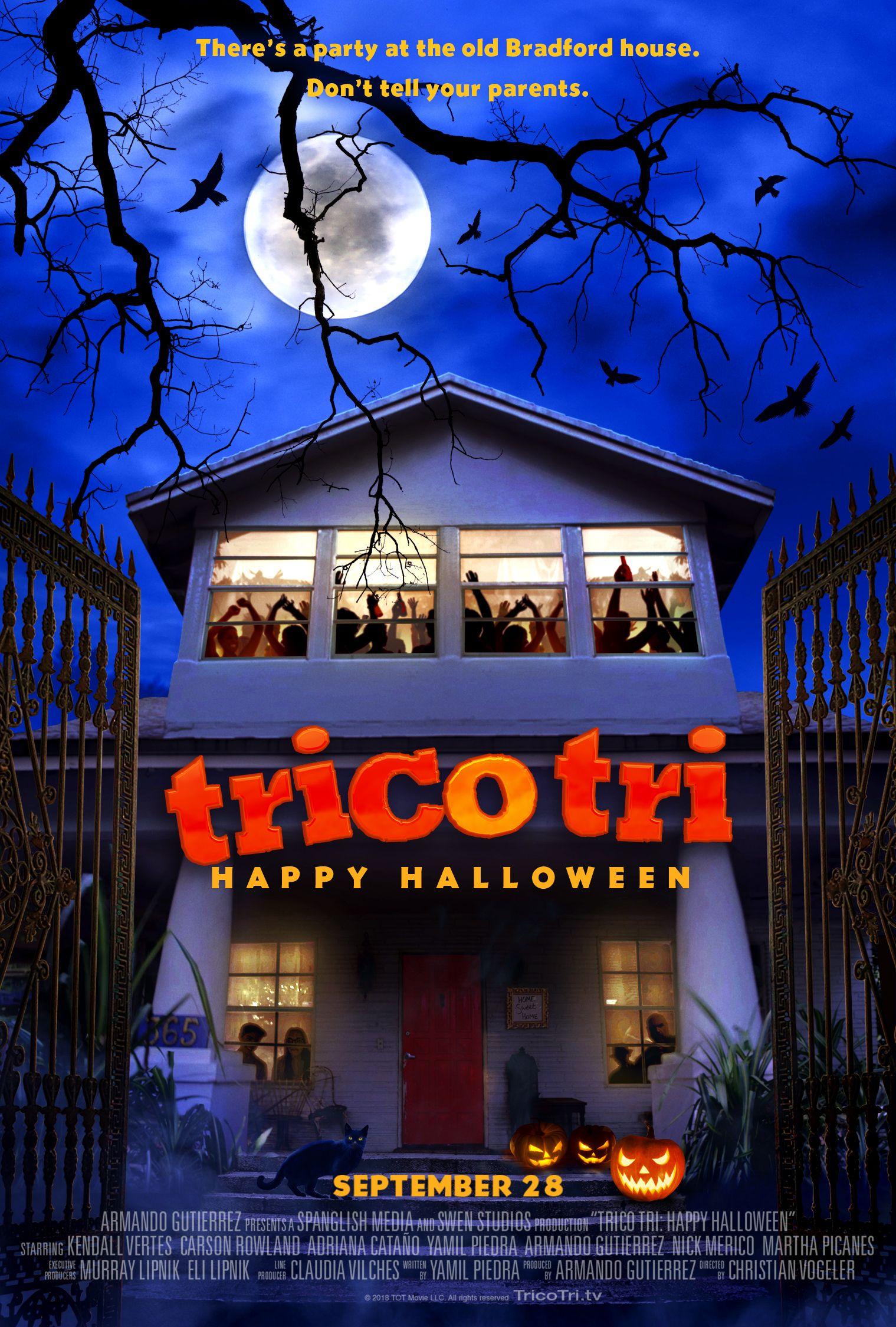 Trico Tri Happy Halloween Halloween full movie