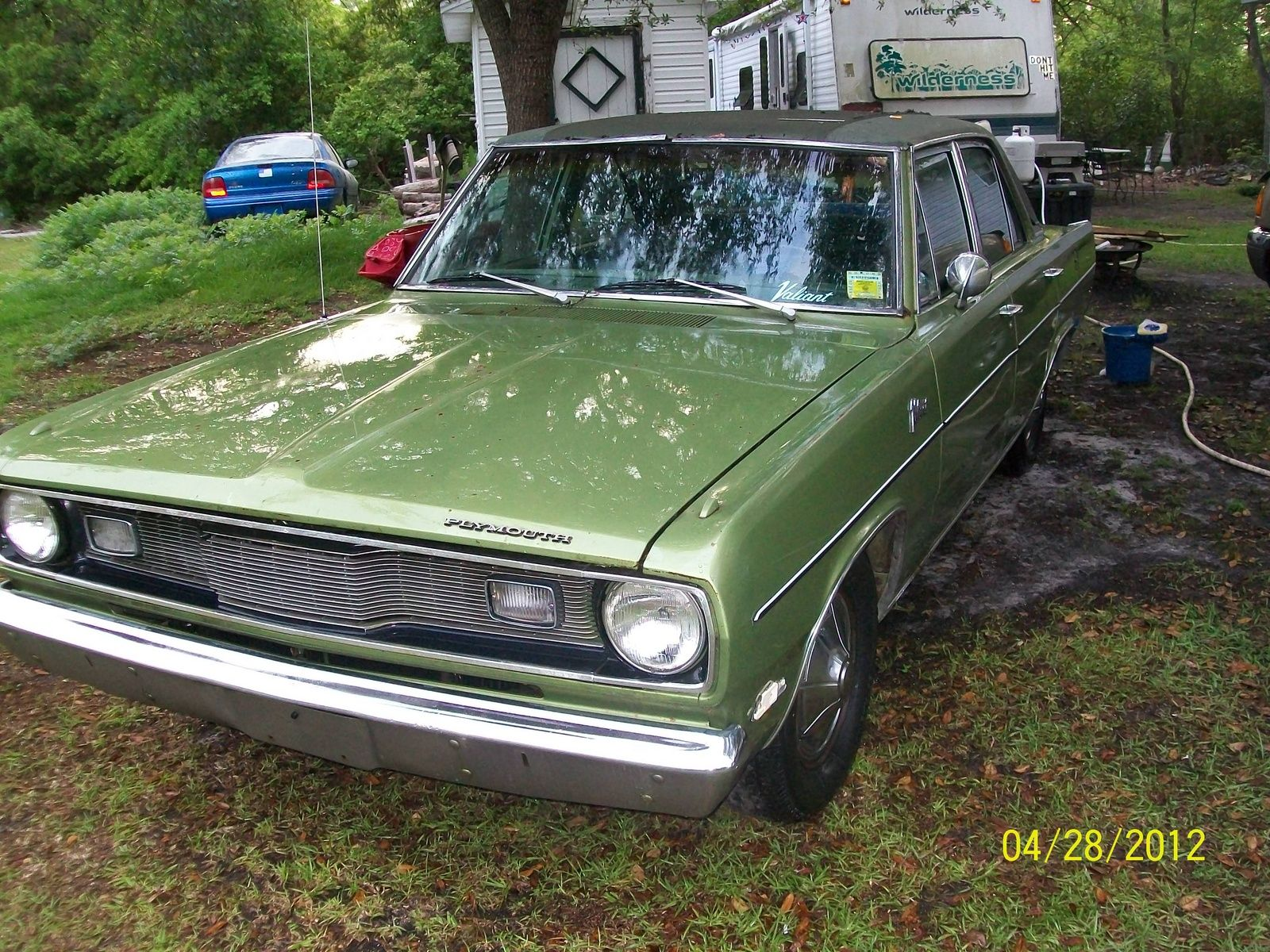 Picture of 1972 Plymouth Valiant exterior Cars