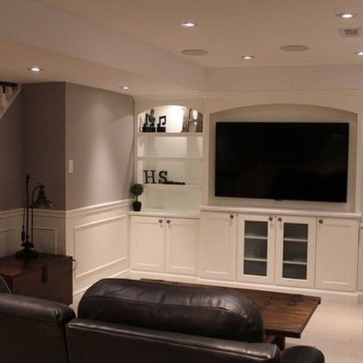 15 Professionally Made Home Theater Designs: Home Entertainment Center Ideas_15
