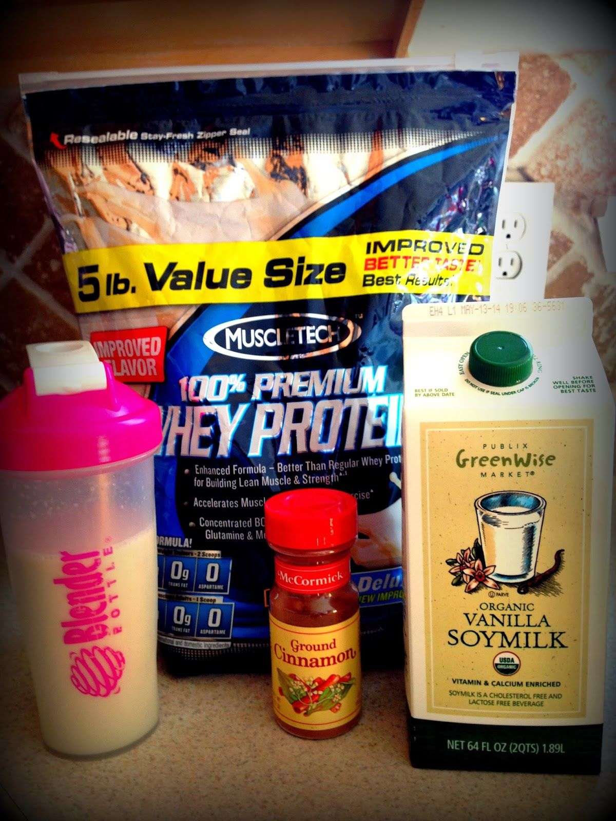 Magic Weight Loss Protein Shake With Soy Milk The Secret Is The