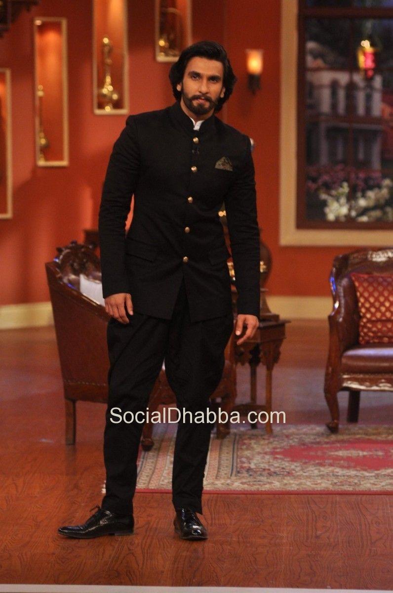 Ranveer Singh And Deepika Padukone Promote Film Ram Leela