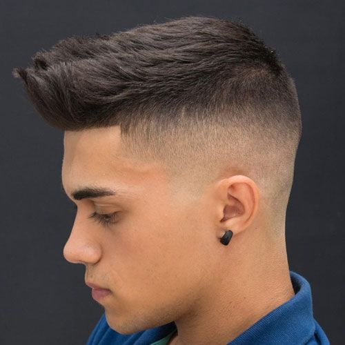 Short Back And Sides Haircuts For Men