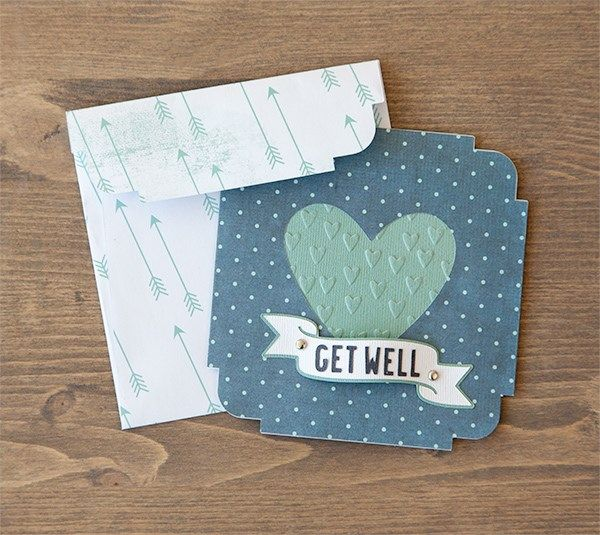 Cricut Design Space Embossed Cards Card Making Inspiration Get Well Cards