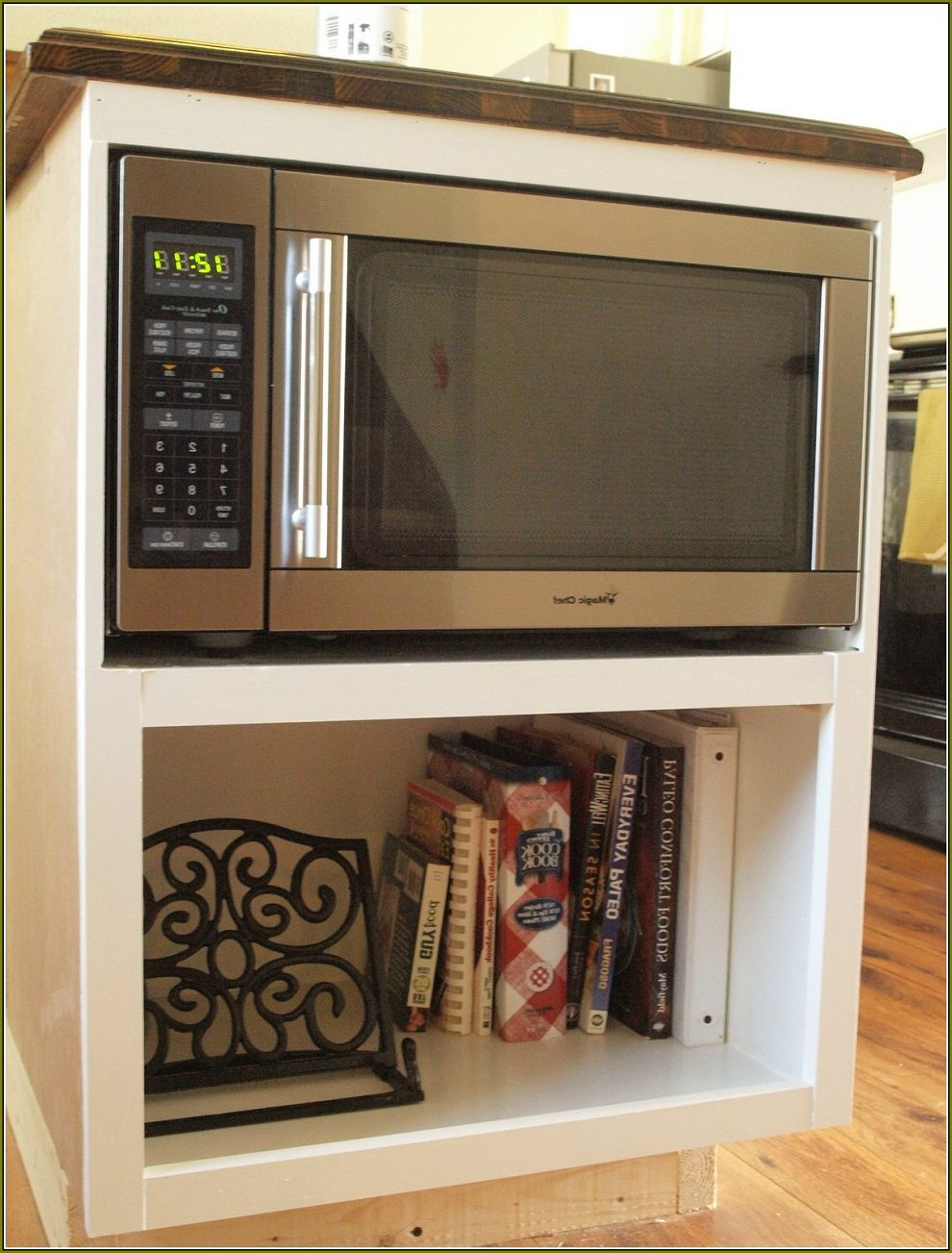 microwave cabinet ikea in stylish
