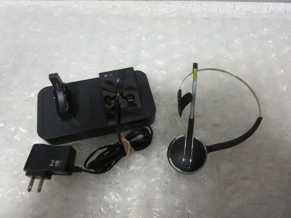eBay #Sponsored Jabra Pro 9450 Flex Mono Wireless Headset w