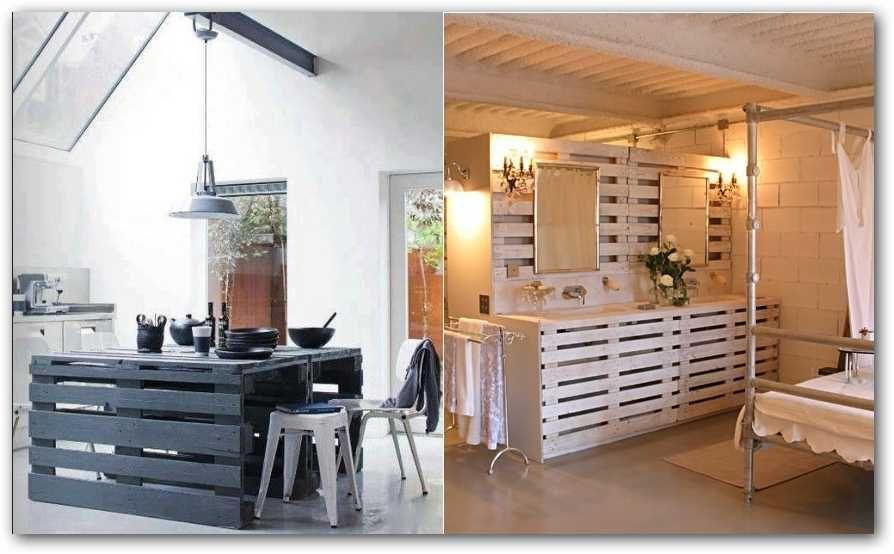 Pin by un mundo de detalles on muebles hechos con tarimas for Muebles de jardin con tarimas