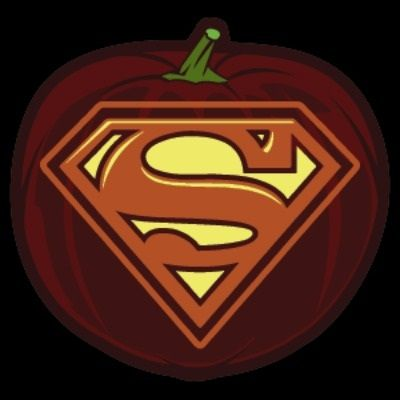 graphic about Superman Pumpkin Stencil Printable named Pop Tradition Pumpkin Printables Do it yourself and Crafts Pumpkin