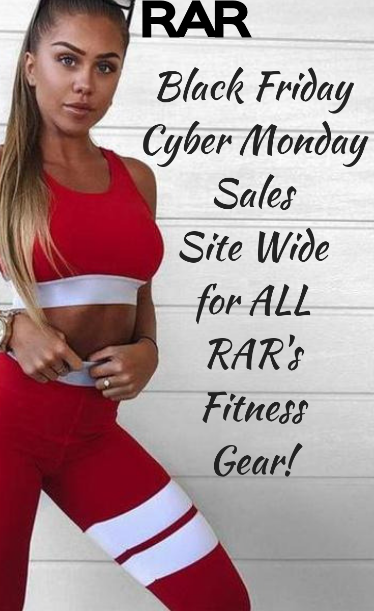 b956fae474ee8 Black Friday Deals. Cyber Monday Deals. Peek-A-Boo Back Sports Top and  Striped Leggings Set. Fitness Gear. Yoga Clothes. Gym.  activewear  yoga   yogaclothes ...