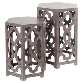 2-Piece Lawrence End Table Set