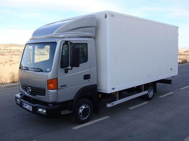 Mil Anuncios Nissan Atleon 3500 Kg Compra Venta De Camiones