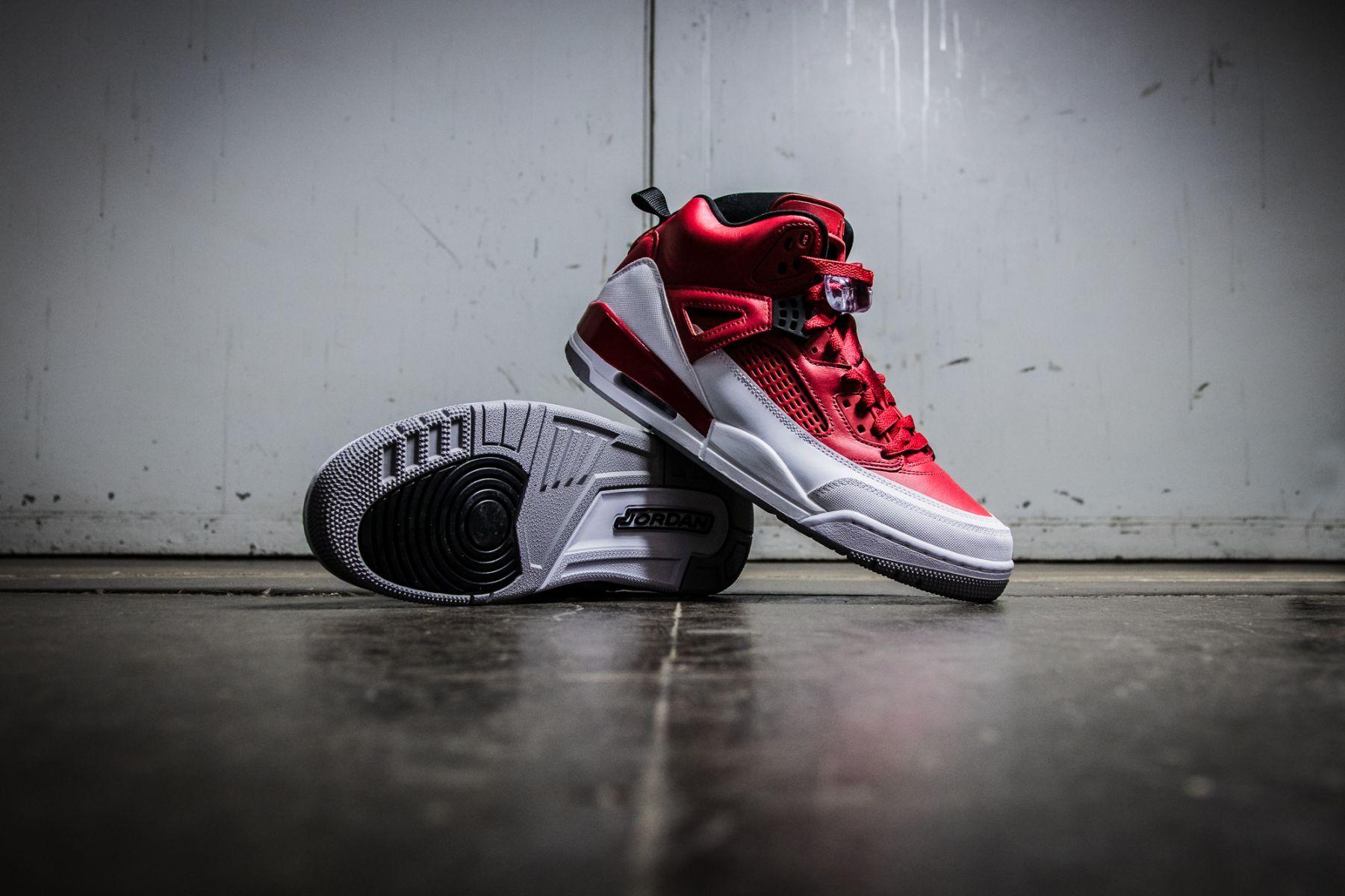 new styles a647c 58b14 ... nike jordan spizike (rot weiß) 315371 603 43einhalb sneaker store