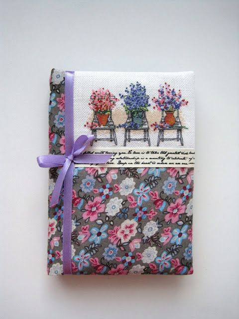 Book Cover Forros : Book cover diy covers journals page ideas tools