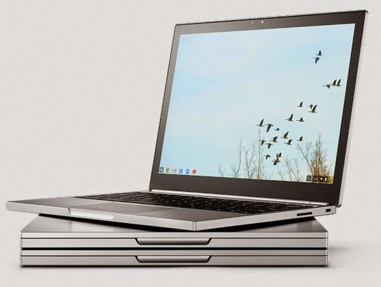 Google Launches New Chromebook Pixel With USB TypeC