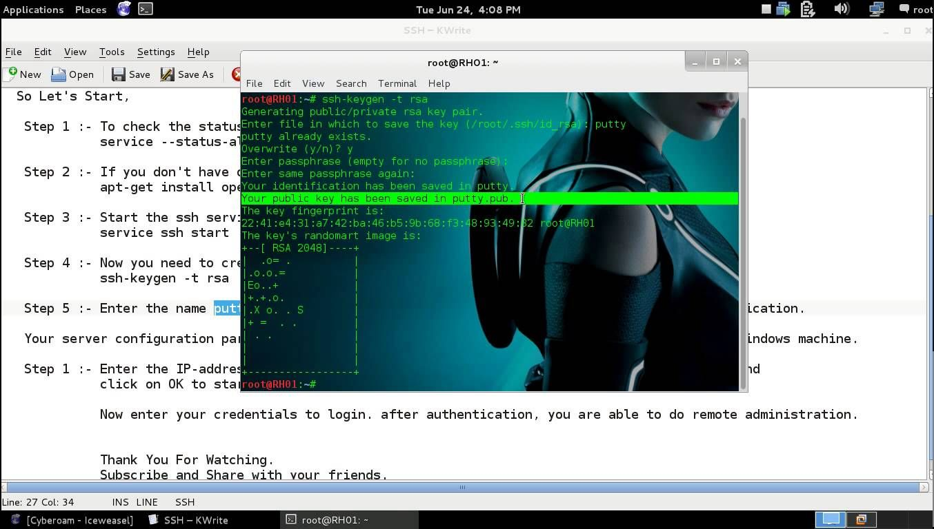 Pin by MOFO on Good to know | Linux, Learn hacking, Secure shell