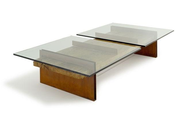 chapa couchtisch massivholz glasplatte moderner look | Schöne Möbel ...