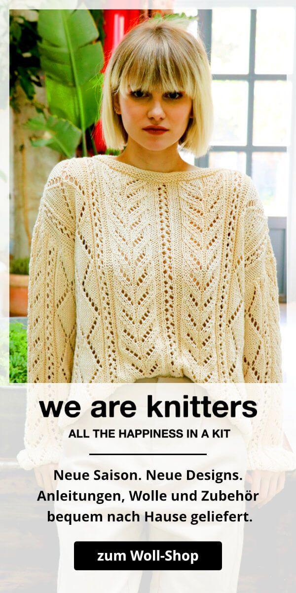 Photo of Gehäkelter Damen-Pullover mit V-Ausschnitt – kostenlose Häkelanleitung