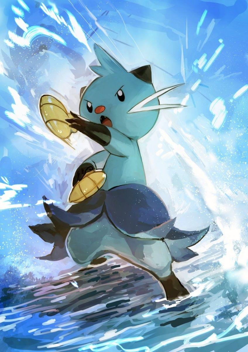 Dewott Pokemon Pokemon Pokemon Art Pokemon Species