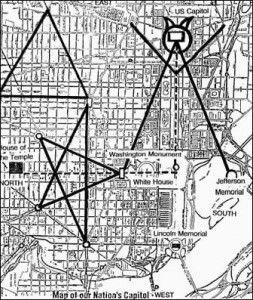 Washington DC Laid Out in Masonic (Satanic) Occult Symbolism ...