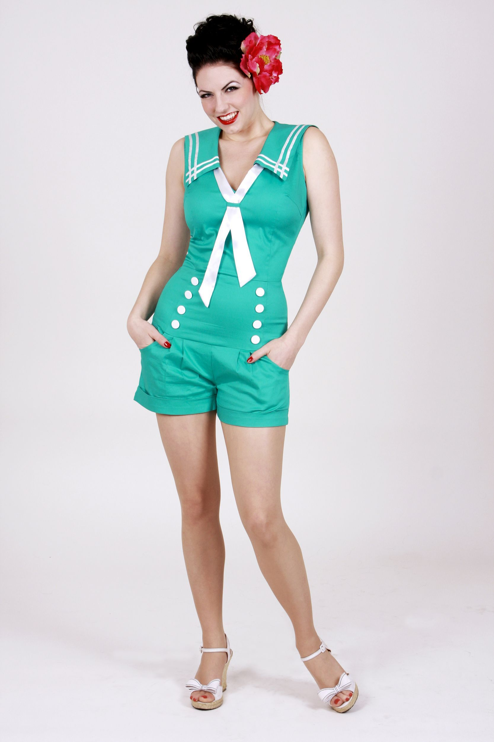 19c3614a0b8e Ahoy Playsuit