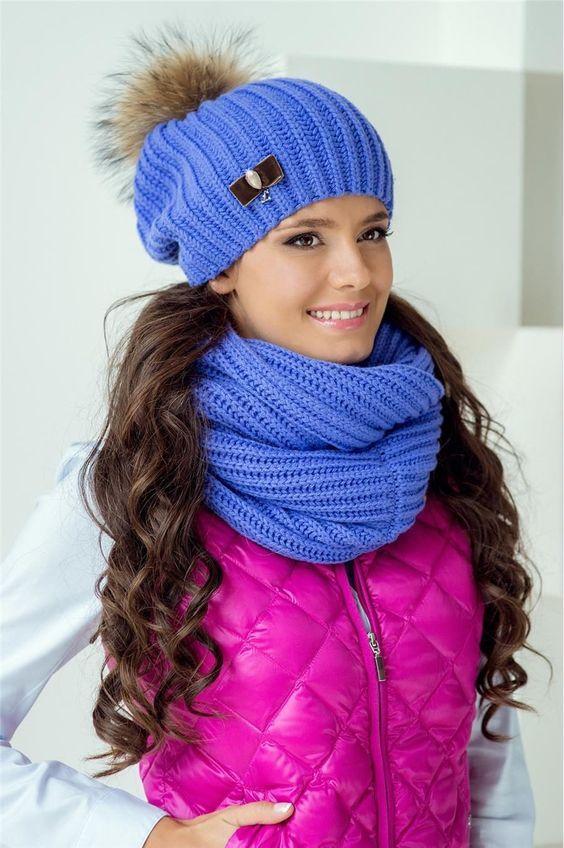 Модные женские шапки: ОСЕНЬ - ЗИМА (с изображениями ...