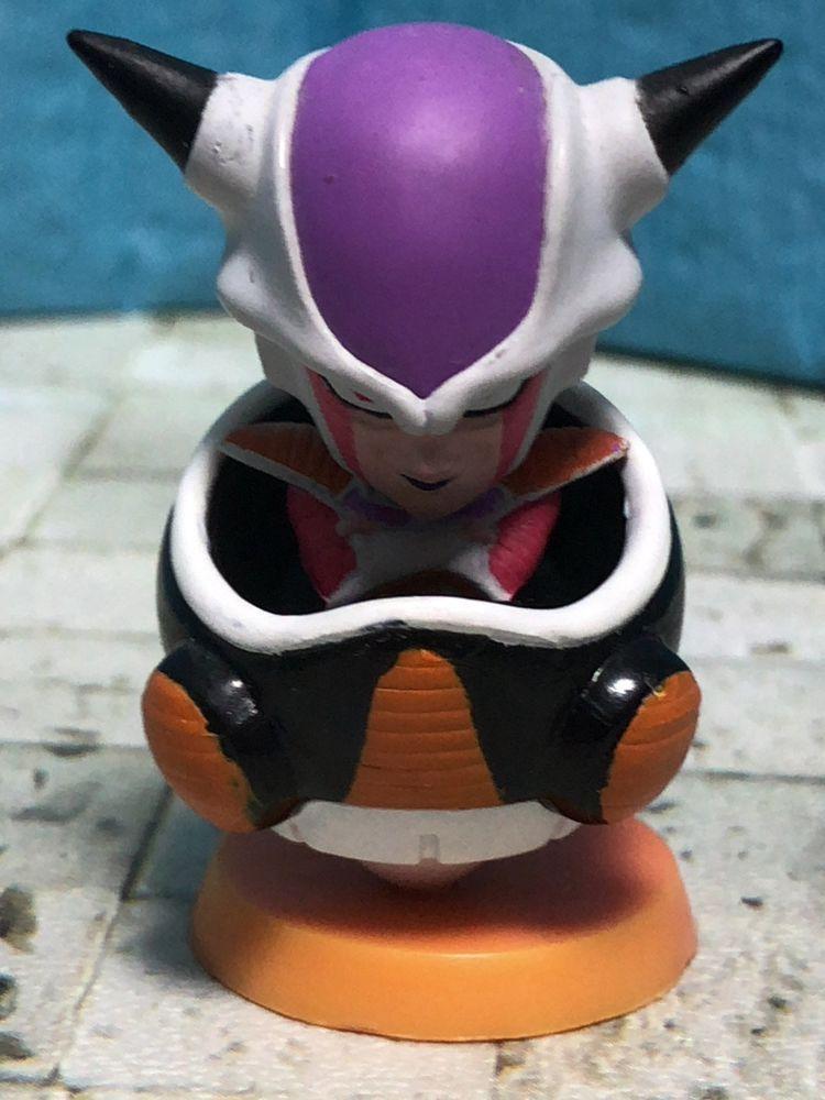 Dragon ball anime heroes mini big head figure freeza 1st