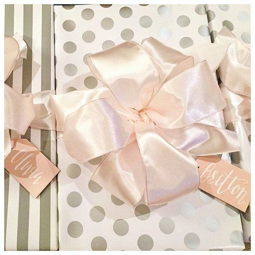 pretty bridesmaid gifts #gifttag #bridesmaidgifts