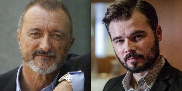 """Pérez-Reverte: """"La España que sentó en el Congreso a Rufián merece irse al carajo"""""""