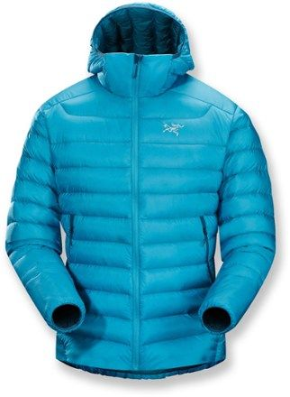 3e4939394 Cerium LT Down Hoody Jacket - Men's | Products | Mens insulated ...