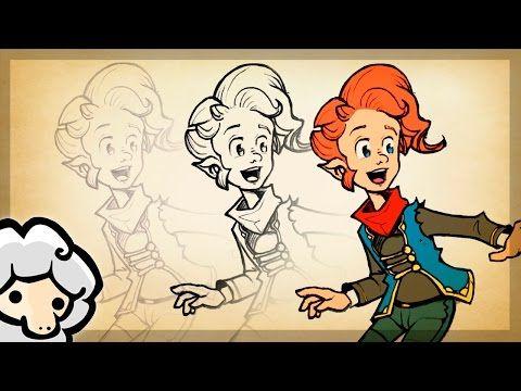 Como Pasar Un Dibujo En Papel A Photoshop Youtube Photoshop Ilustraciones Disenos De Unas