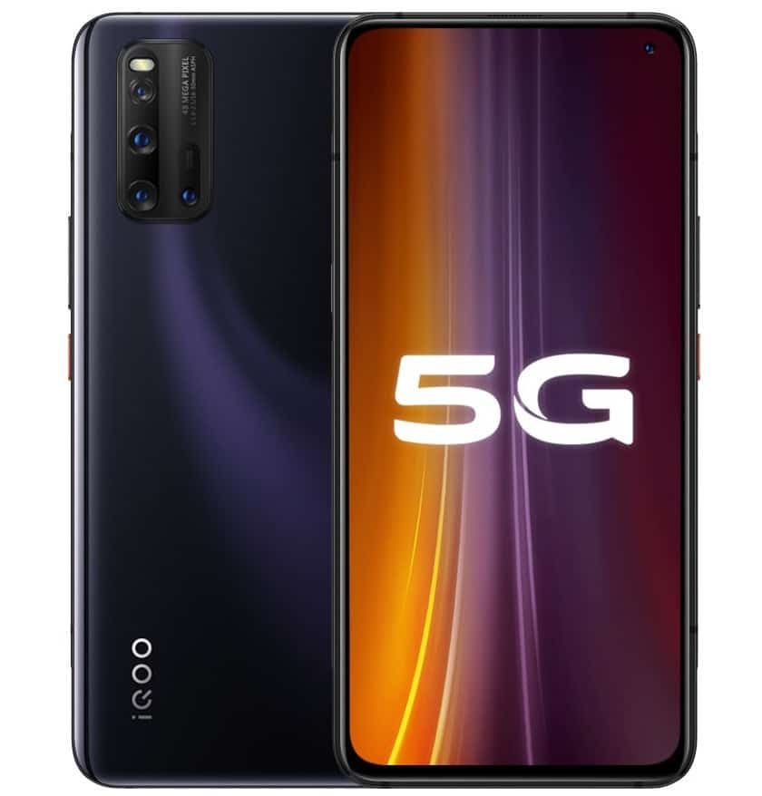 Iqoo 3 5g With Snapdragon 865 Lpddr5 Ufs 3 1 Launched At